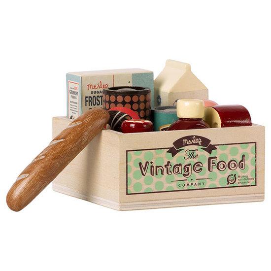 Maileg Maileg Vintage Food Lebensmittel-Box