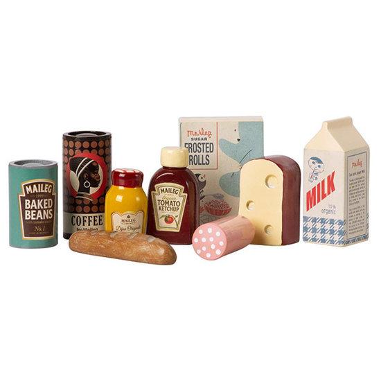 Maileg Maileg Vintage food - grocery box