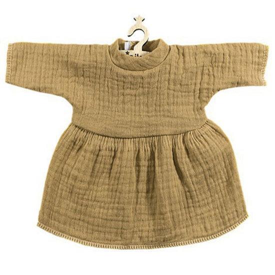 Minikane Vetement poupee robe Faustine Mastic - Minikane