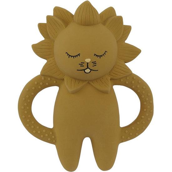 Konges Slojd Bijtring Lion mustard - Konges Sløjd