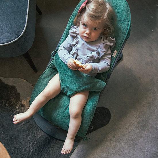 Timboo Babybjörn Babywippe Bezug Aspen green - Timboo