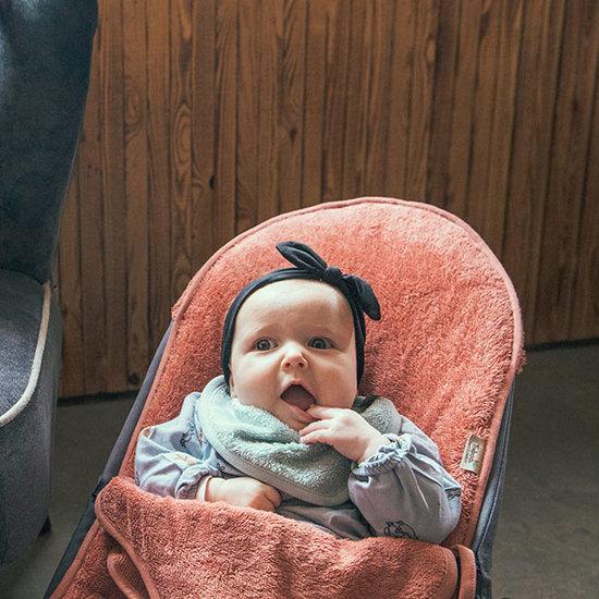 Timboo Babybjörn Babywippe Bezug Apricot blush - Timboo