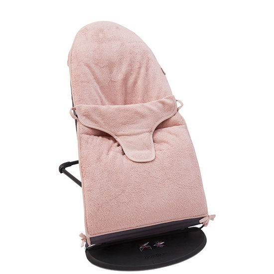 Timboo Babybjörn Babywippe Bezug Misty rose - Timboo