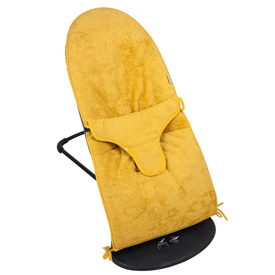 Timboo Babybjörn bouncer cover Ocher - Timboo