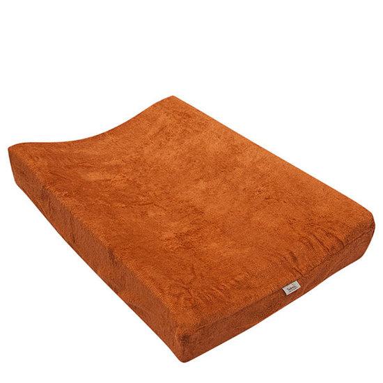 Timboo Changing mat cover Inca rust 67x44cm - Timboo