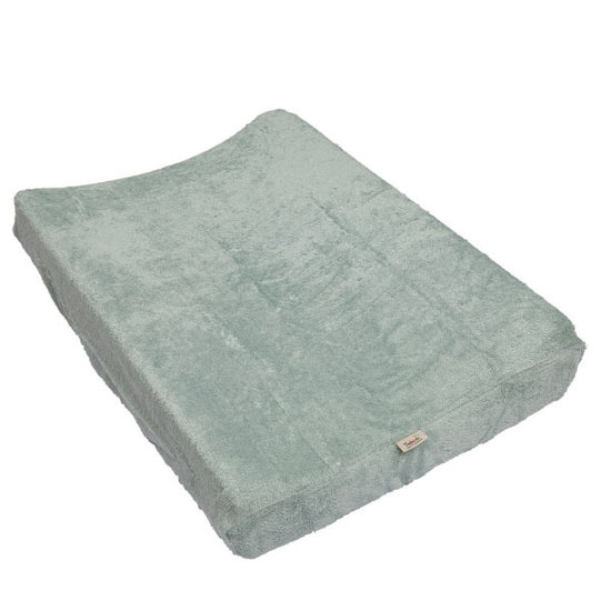 Timboo Changing mat cover Sea blue 67x44cm - Timboo