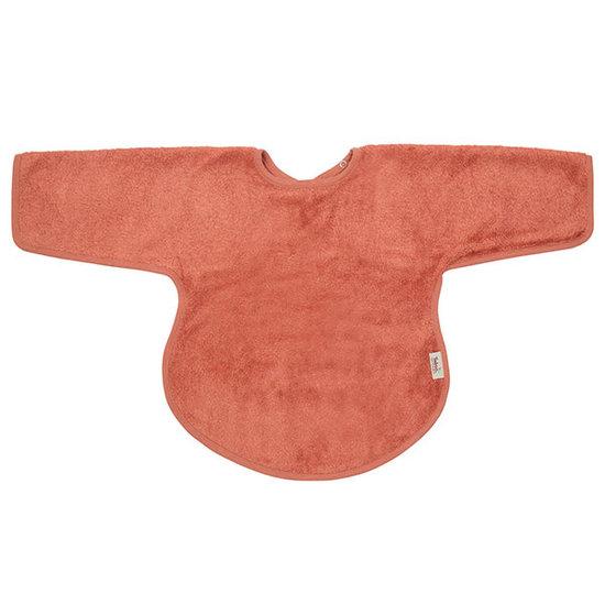 Timboo Slab met mouwen Apricot blush 36x34cm - Timboo