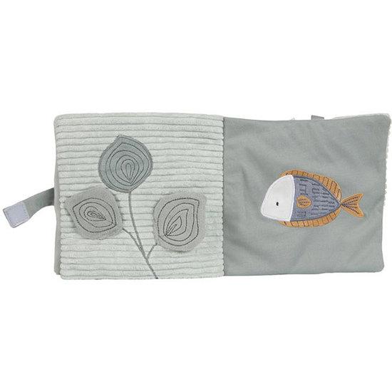 Little Dutch Activiteitenboekje Ocean mint - Little Dutch