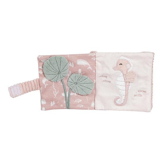 Little Dutch Buggyboekje Ocean pink - Little Dutch