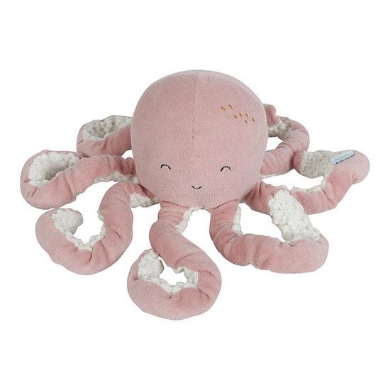 Little Dutch Soft toy octopus Ocean pink - Little Dutch
