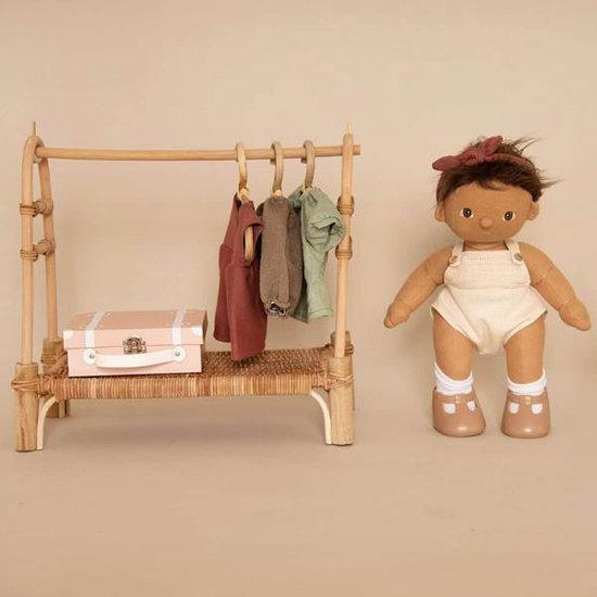 Olli Ella Olli Ella Dinkum doll clothing rail