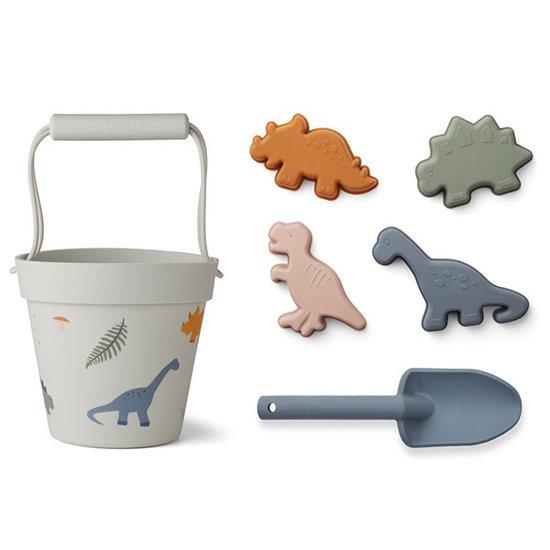 Liewood Liewood Dante beach toys Dino mix