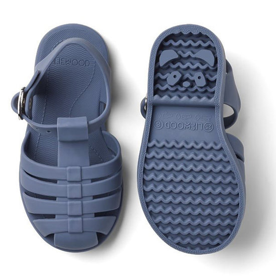 Liewood Water shoes Bre sandals Blue wave - Liewood