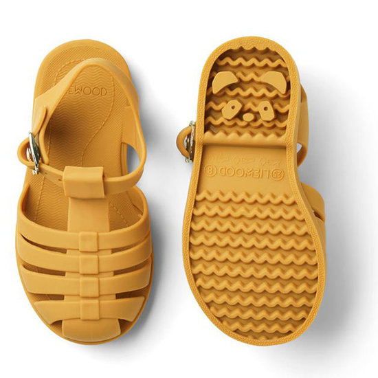 Liewood Water shoes Bre sandals Yellow mellow - Liewood