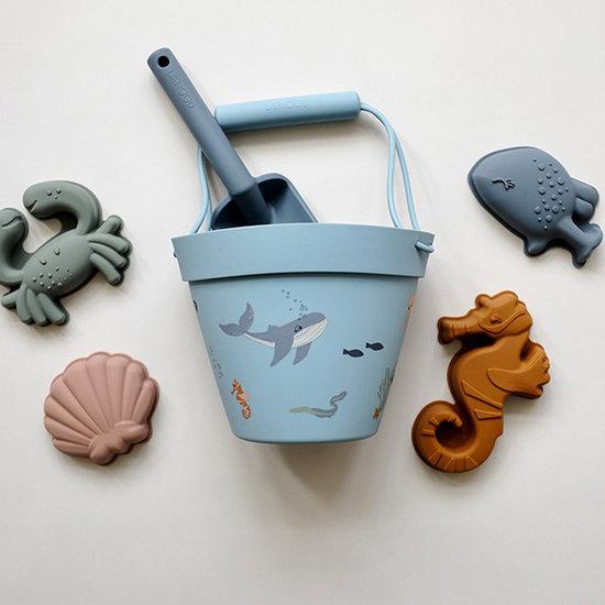 Liewood Liewood Dante Strandspielzeug Sea creature mix