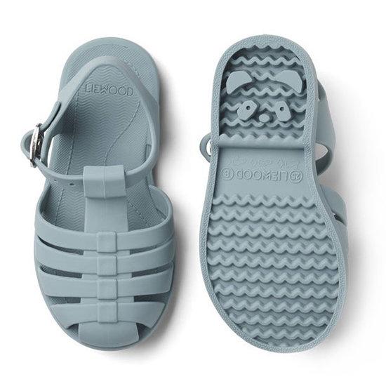Liewood Waterschoenen Bre sandalen Sea blue - Liewood
