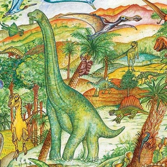 Djeco Djeco puzzel Dinosaurus 100st