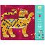 Djeco Mosaiken Tief im Dschungel +7 Jahren - Djeco