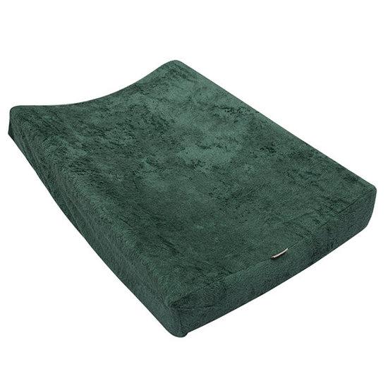 Timboo Aankleedkussenhoes Aspen green 67x44cm - Timboo