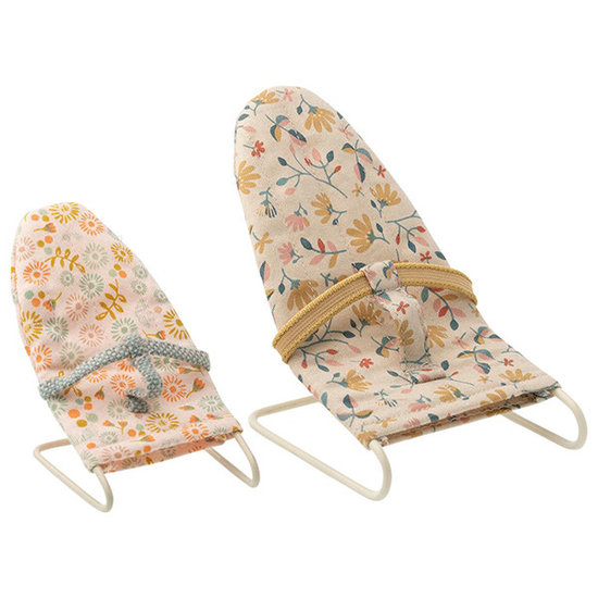 Maileg Maileg Babywippe Babysitter Micro Flowers