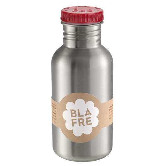 Blafre Drinking bottle 500 ml - red - Blafre
