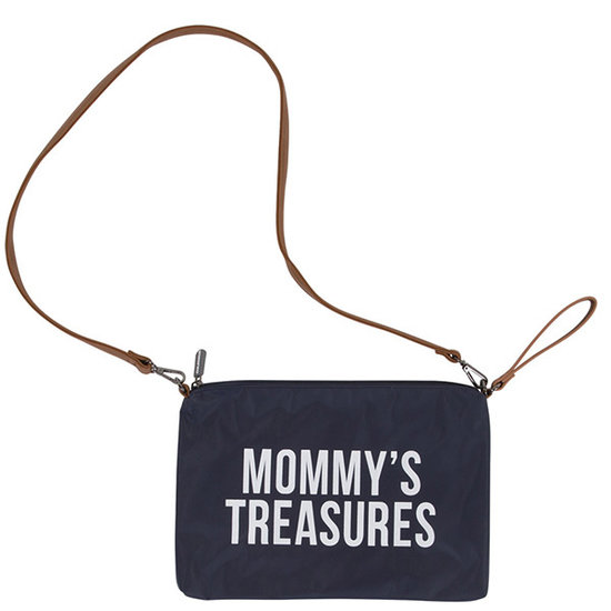 Childwood - Childhome Childhome Mommy clutch bag navy