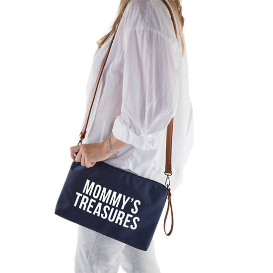 Childwood - Childhome Childhome etui Mommy clutch navy