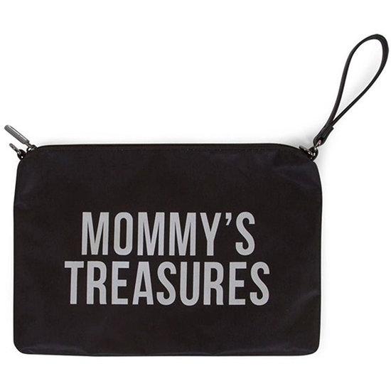 Childwood - Childhome Childhome etui Mommy clutch zwart