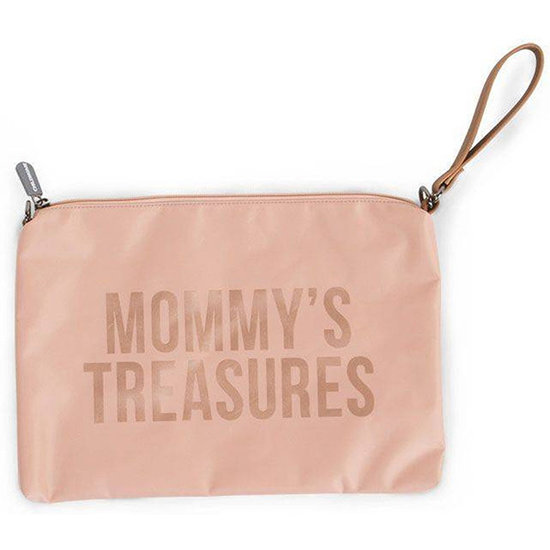 Childwood - Childhome Childhome etui Mommy clutch roze