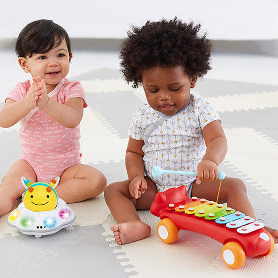 Skip Hop Skip Hop Explore & More Crawl Toy babyspeelgoed
