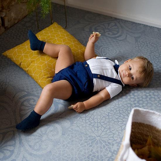 Toddlekind Toddlekind play mat Persian - Smoke