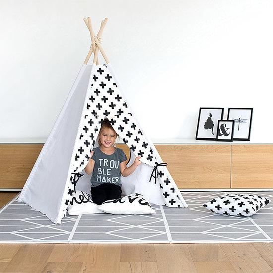 Toddlekind Toddlekind speelmat Nordic - Pebble