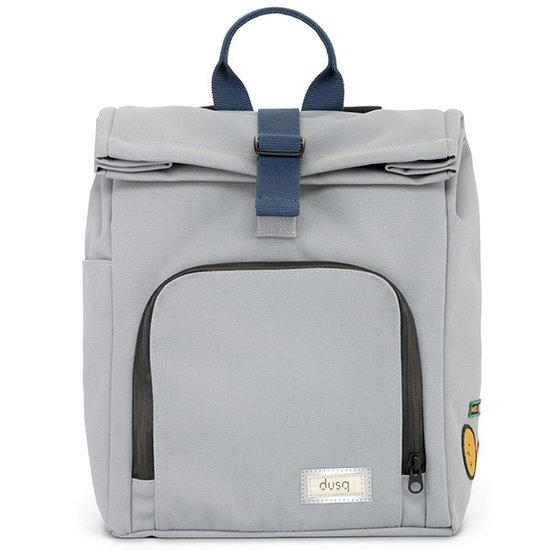 Dusq Dusq mini bag - rugzak canvas cloud grey