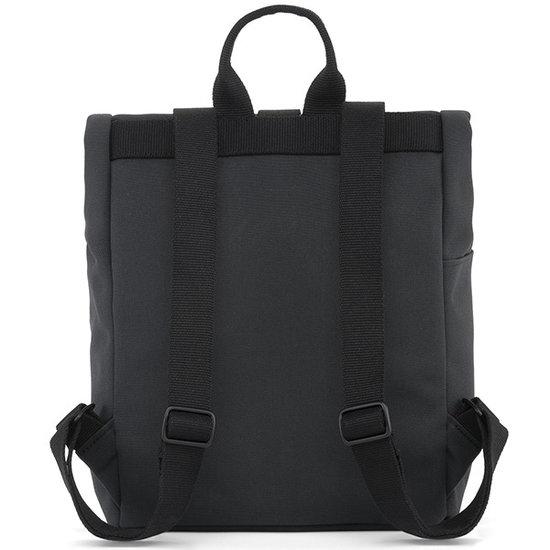 Dusq Dusq mini bag - backpack canvas all black
