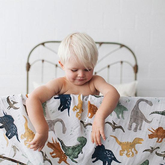Little Unicorn Little Unicorn Mullwindel 120cm Dino Friends
