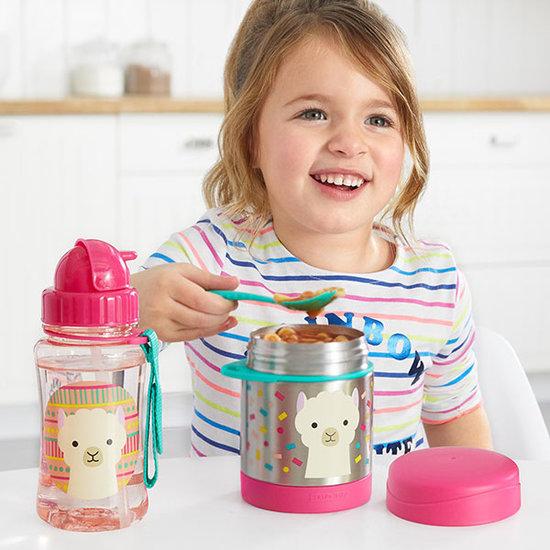 Skip Hop Skip Hop insulated food jar - food flask lama
