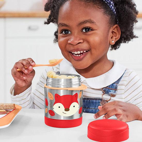 Skip Hop Skip Hop insulated food jar - food flask fox