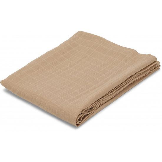 Konges Slojd Hydrofiele doek Sand 65 cm - Konges Sløjd