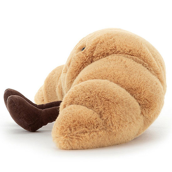 Jellycat Jellycat soft toy Amuseable Croissant Small