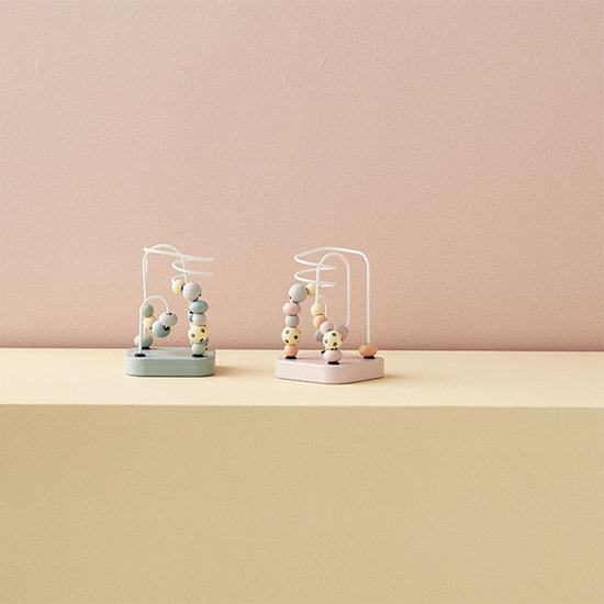Kid's Concept Kids Concept bead maze mini Edvin green +12M