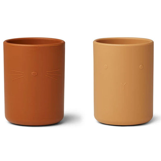 Liewood Drinking cups Ethan cup Yellow mix - Liewood