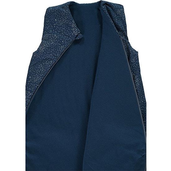 Nobodinoz tipi en accessoires Schlafsack Cocoon L Gold Bubble-Blue