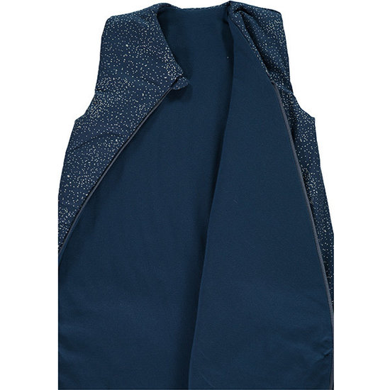 Nobodinoz tipi en accessoires Slaapzak Cocoon Gold Bubble-Night Blue