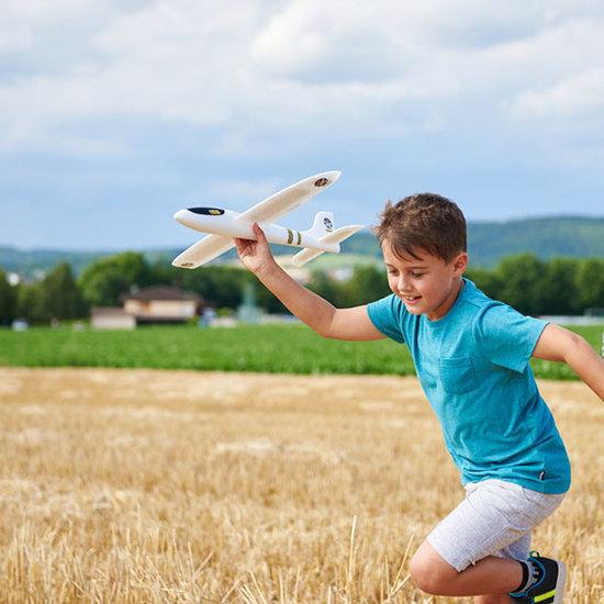 Haba Haba Terra Kids werpvliegtuig