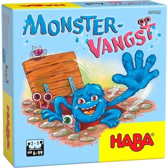 Haba Haba Reaktionsspiel Monster-Klatsch