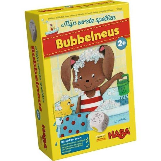 Haba Haba Memory spel Bubbelneus