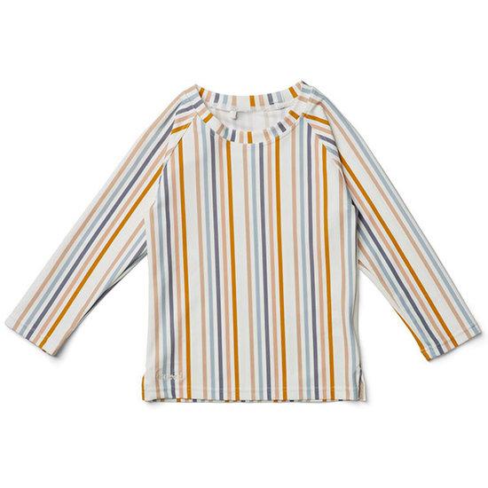 Liewood Swim Shirt Noah Stripe Multi - Liewood