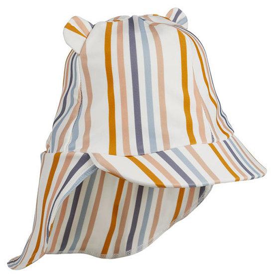 Liewood Sun hat Senia Stripe Multi - Liewood