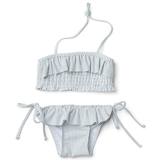 Liewood Bikini mädchen Riley Stripe Sea blue - Liewood