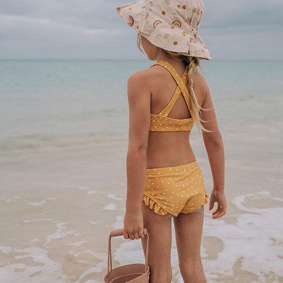 Liewood Bikini Riley Stripe mustard - Liewood